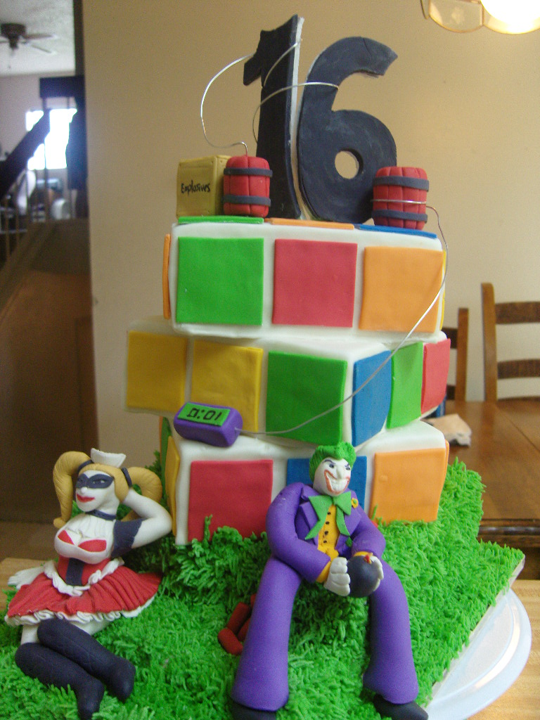 Rubiks Cube Cakes Cake Ideas And Designs